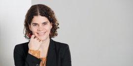 Porträt Sonja Staack, stellvertretende Vorsitzende DGB Berlin Brandenburg