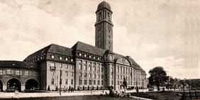Rathaus Spandau 1913