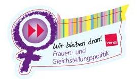 Logo Frauen in ver.di