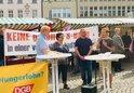 Spandauer Gewerkschaftsmarkt 2019: Bunt, politisch, mit überraschenden Ergebnissen
