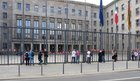 Berliner Kreisverbände des DGB beim Aktionstag am 07.06.2013