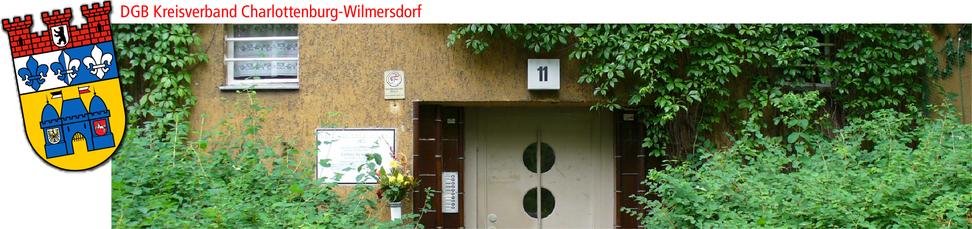 Künstlerkolonie Wilmersdorf - Wohnhaus Ernst Busch